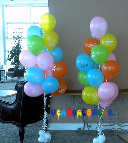 Uçan Balon Siparişi